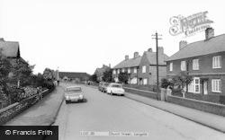 Church Street c.1960, Langold