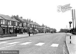 Doncaster Road c.1955, Langold