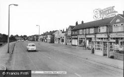 Doncaster Road c.1960, Langold