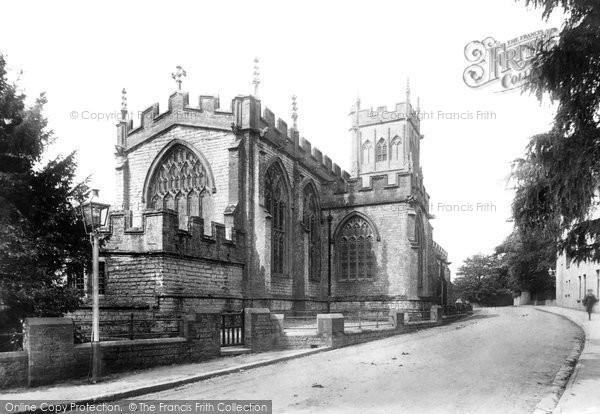 Photo of Langport, All Saints Church 1906