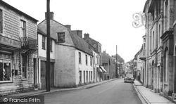 Bow Street c.1955, Langport