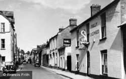 Bow Street c.1960, Langport