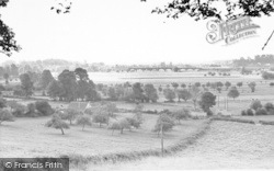 From White Hill c.1955, Langport