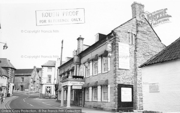 Photo of Langport, Langport Arms Hotel c.1965
