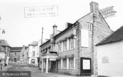 Langport Arms Hotel c.1965, Langport