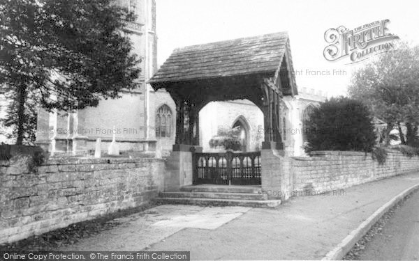 Photo of Langport, Lychgate c.1965
