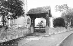 Lychgate c.1965, Langport