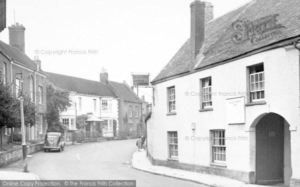 Photo of Langport, North Street c.1955
