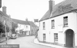 North Street c.1955, Langport
