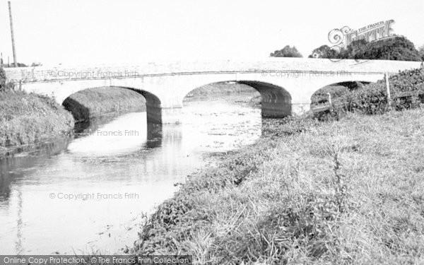 Photo of Langport, The Bridge c.1955