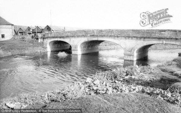 Photo of Langport, The Bridge c.1960