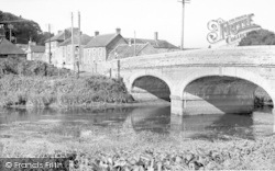 The Bridge, Westover c.1955, Langport