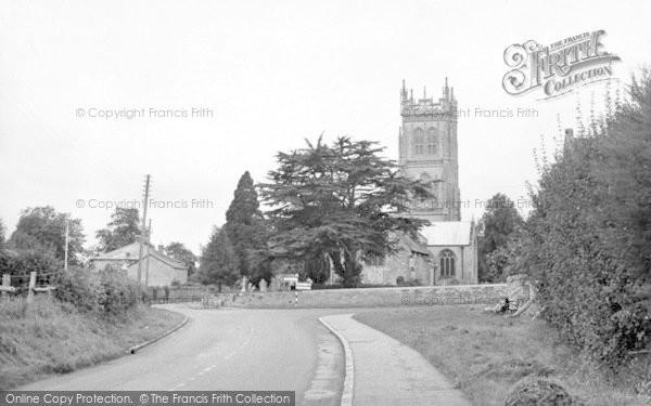 Photo of Langport, The Church c.1955