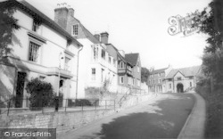 Langport, The Hill c.1965