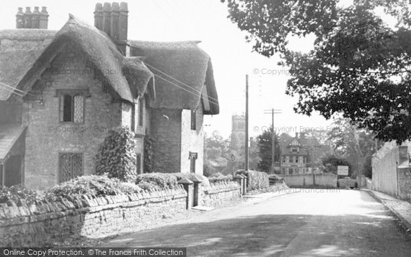 Photo of Langport, View From Hanging Chapel c.1960