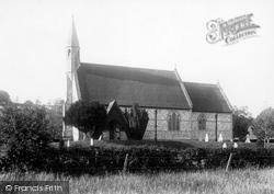 Langrish, Church Of St John The Evangelist 1898