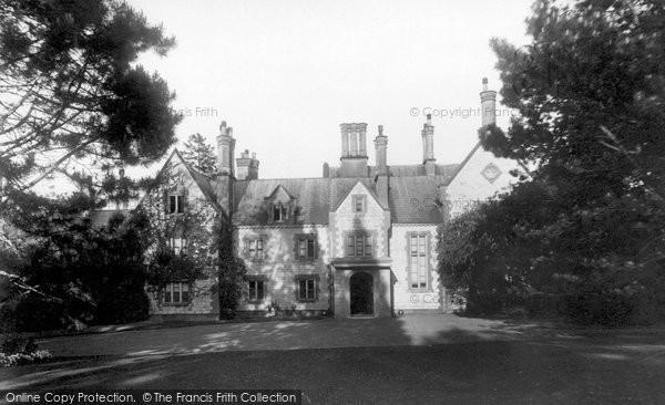 Photo of Langrish, Langrish House 1898