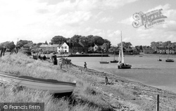 Langstone, The Harbour c.1955