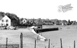 Langstone, The Harbourside c.1955