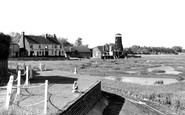Langstone, the Harbourside c1955
