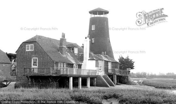 Photo of Langstone, The Mill c.1955