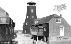 The Old Mill c.1955, Langstone