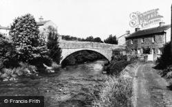 The Bridge c.1960, Langthwaite