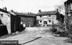 The Red Lion Inn c.1960, Langthwaite
