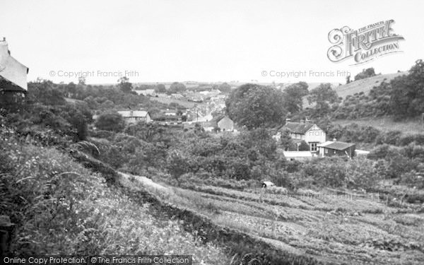 Photo of Langtoft, General View c.1955