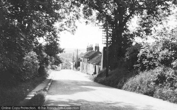 Photo of Langtoft, Main Road c.1955