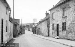 Main Road c.1955, Langtoft