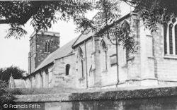 The Church c.1955, Langtoft