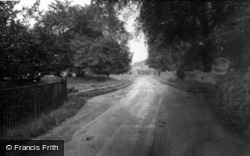 Langton, A Pretty Lane c.1960