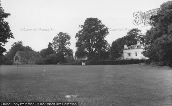 Photo of Langton Green, Village Green c.1960