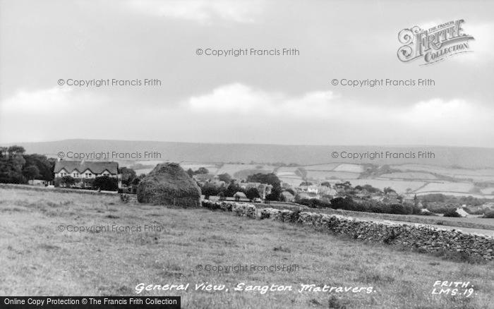 Photo of Langton Matravers, General View c.1960