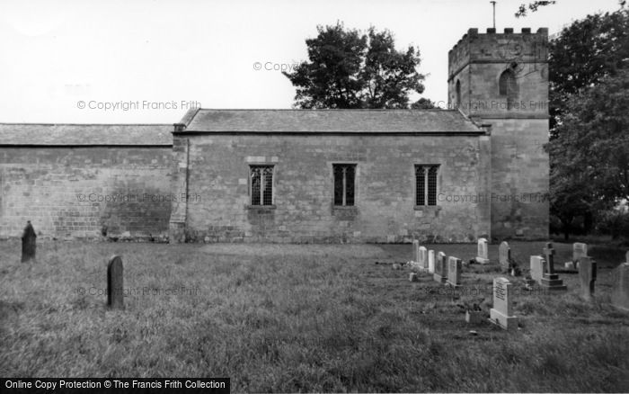 Photo of Langton, The Church c.1960