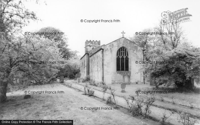 Photo of Langton, The Church c.1965