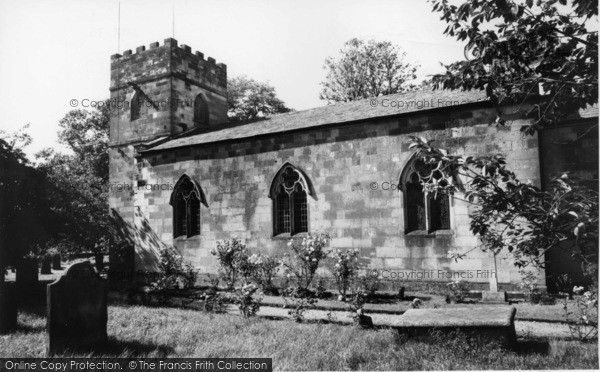 Photo of Langton, The Church Of St Andrew c.1965