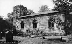 Langton, The Church Of St Andrew c.1965