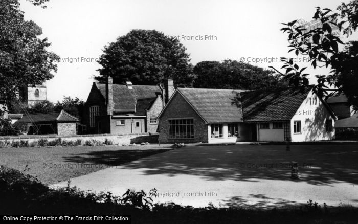 Photo of Langton, The School c.1965