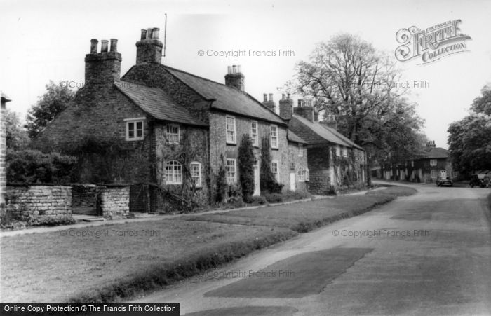 Photo of Langton, The Village c.1960
