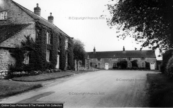 Photo of Langton, The Village c.1960