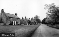 Langton, The Village c.1960
