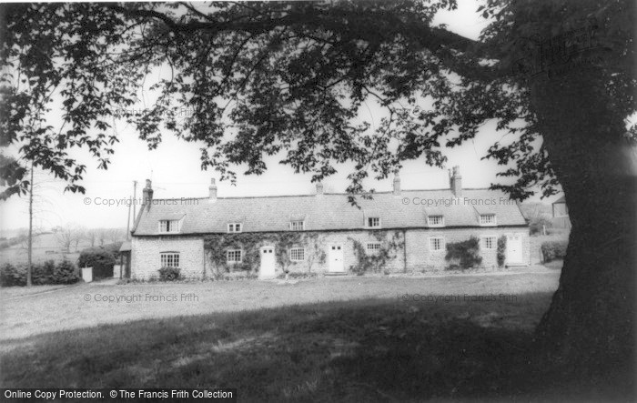 Photo of Langton, The Village c.1965