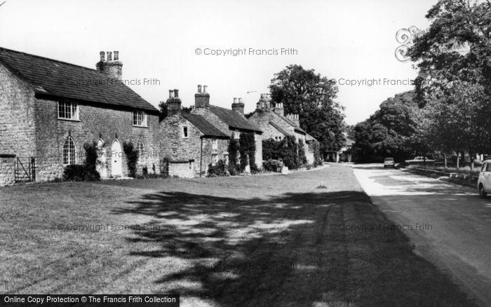Photo of Langton, The Village c.1965