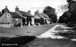 Village Looking East c.1965, Langton