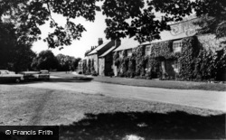 Langton, Village Looking Westward c.1965