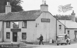 Langwathby, Delivery To The Shepherds Inn c.1950