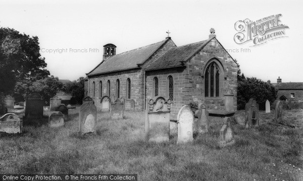 Photo of Langwathby, St Peter's Church c.1965