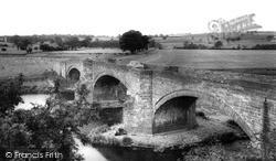 The Bridge c.1960, Langwathby